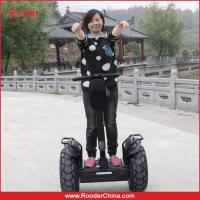 Quality Rooder 2 wheel self balance cross country electric scooter two wheels off road balance for sale