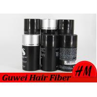 Quality Private Label Small Volume Hair Fibers , Scalp Concealer Powder Sweat Resistant for sale