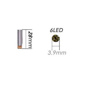 Quality 3.9mm 720P HD Megapixel USB endoscope video camera module 30fps plug play driveless USB endoscope camera for sale