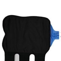 Quality FDA Hot Cold Pain Relief Wrap , Reusable Hot And Cold Wrap for sale