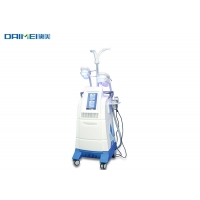 Quality Vertical 2 Cryo Handles Work At The Same Time Cryolipolysis Weight Loss Machine for sale