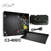 Quality Intelligent Four Doors Access Control Panel C3-400 Real Time Monitoring for sale