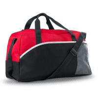 China Large Black Travel Duffle Bags Carry On Luggage , Men's Weekend Travel Bag on sale