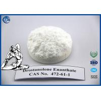 Quality White Raw Powder Steroids Hormone 472 61 1 Drostanolone Enanthate for sale
