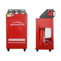 Quality Car Engine Carbon Cleaning Machine DC 120 Volt 38kg Net Weight CE Approved for sale