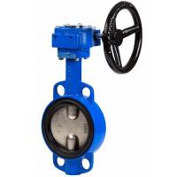 Quality Sanitary Welded industrial DN 250 Epoxy Coating reflux handles pvc butterfly valve for sale