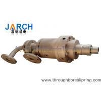 Quality Cast iron oil male threaded rotary coupling / hydraulic rotary joint Max Temperature:400℃ for sale