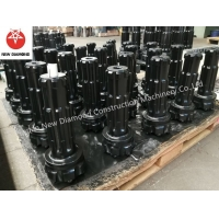 Quality 5 Inch Alloy Steel DTH Hammer Bits DHD350 COP54 138mm 140mm for sale