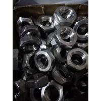 Quality Heavy Hex Nut Stainless Steel 310S Hardware Fasteners DIN934 1/4