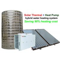 Quality Durable Hybrid Water Heater R407C / R410A Refrigerant CE Certification for sale