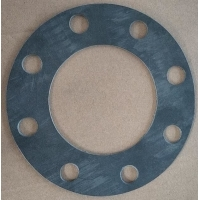 China 2MM Thickness Flat ASME B16.21 Spiral Wound Gasket on sale