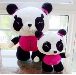 Kung Fu Panda plush toy