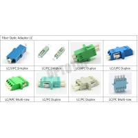 Quality Simplex / Duplex Fiber Optic Connector Adapters for sale