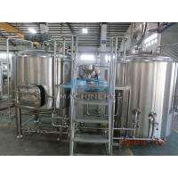 Buy Craft Beer Making System,Fresh Wheat Beer Making Kit Ale Beer Brewing System From China,Malt Beer Brewery Equipment at wholesale prices