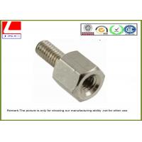 Quality Cnc Turning Stainless Steel Machining SS Fastener Male Female Standoff Thread Bolts for sale