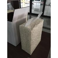 Quality Hard Clump and Strong Odor Control Tofu Cat Sand Litter Green Tea Tofu Cat Litter Manufacturer for sale