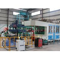Buy cheap Sustainable Tableware Sugarcane Automated Pulp Molding Machine from wholesalers