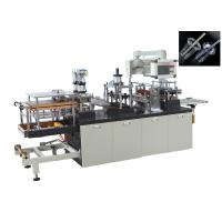 Quality Plastic Lid Forming Machine , Plastic Cover Making Machine Big Forming Area for sale