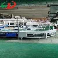 Quality Belt conveyor automated production line conveyor belt for sale