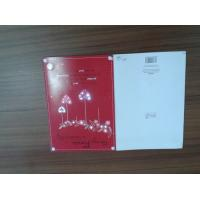 Quality Foldable Musical Birthday Blessing Cards Printing for sale