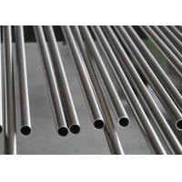 China Precision Thin Wall TP304 316L Stainless Steel Tube , Cold Rolled Seamless Steel Pipe on sale
