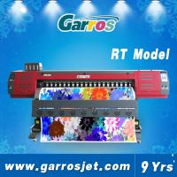 China Garros RT1801 Digital 100% Cotton Fabric Printer Sublimation Textile Printing Machine with DX5 Head on sale