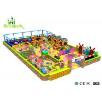 China Building Block Park Kids Indoor Playground Puzzle Environmently Friendly on sale