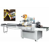 China 380V 50HZ Candy Packaging Machine , Candy Pillow Pack Machine Manual Operation on sale