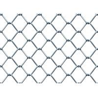 Quality Hot Dipped Galvanized Chain Link Fence Mesh Square Or Diamond Shape for sale