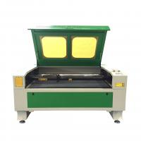 Quality 140x100cm Plastic Rubber Leather Acrylic Laser Cutting Machine High Efficiency for sale