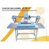 China New type digital textile printing machine/cheap used t shirt sublimation heat press machines for all fabric factory7B17 on sale