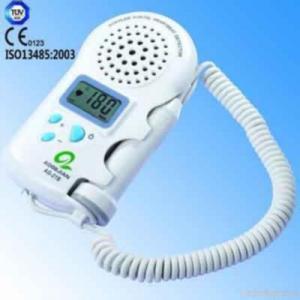 Quality Ultrasonic Fetal Doppler for sale