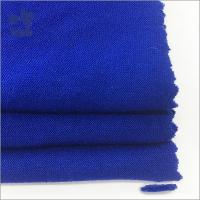 Quality Rusha Textile Knitting Dyed OE Fabric 97% Viscose 3% Spandex Supplier for sale