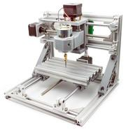 China DIY CNC 3 Axis Engraver Machine PCB Milling Wood Carving Router Kit Arduino Grbl on sale