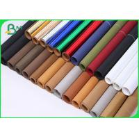 Quality 30 Different Colors Available Washable Kraft Paper Recycled & Biodegradable for sale