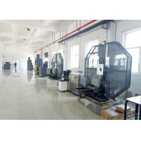 Quality Exchangeable Pendulum Charpy Impact Test Machine With Double Reduction Gear System for sale