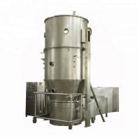 Quality Durable Fluid Bed Granulator With Spray System For Solid Beverage Drinking Powder for sale