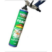 Quality SGS PU Sealant Foam Spray Low Expanding Foam For Windows And Doors for sale