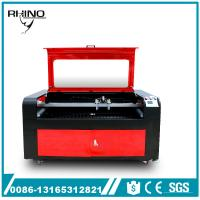 Quality 60W - 150W CO2 Laser Engraver Cutter , Acrylic / Rubber / PE CO2 Laser Cutting Machine for sale