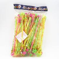 Quality Double Ring Stick Healthy Hard Candy Customized Color And Shape for sale