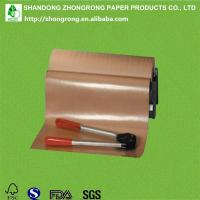 Quality poly coated paper for wrapping metal items for sale
