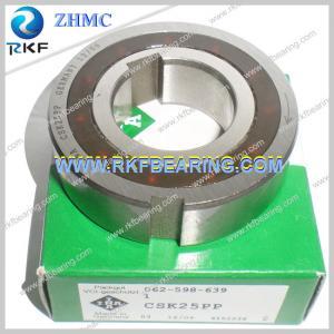 Quality INA CSK25PP Sprag Freewheel One Way Bearing for sale