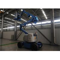 Buy 14-20M Diesel Boom Manlift  1.83*0.76*1.13m Table Size Easily Adjust Articulating Beam at wholesale prices