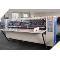 Quality corrugated carton thin blade slitter & scorer for sale