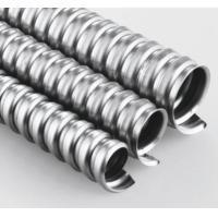 """Quality 1/2"""" Metal Flexible Electrical Conduit Pipe For High Speed Rail Subway Equipment for sale"""