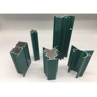 Quality Industrial Powder Coated Aluminium Frame , Mill finished Extruded Aluminum Shapes for sale