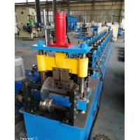 Quality 17 Stations Ceiling Roll Forming Machine Australia Standard Fencing Frame 40GP Container for sale