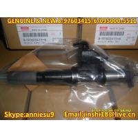 Quality Denso Genuine Common Rail Injector 095000-5511 095000-5510 for ISUZU 4HK1-T 8976034152 for sale
