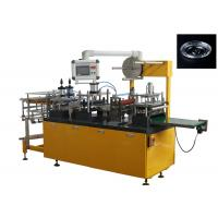 Quality PVC PET PS Plastic Cup Lid Forming Machine , Plastic Cup Cover Machine for sale