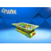 China Indoor Amusement Game Machines Games Building Blocks Play Table For Kids on sale